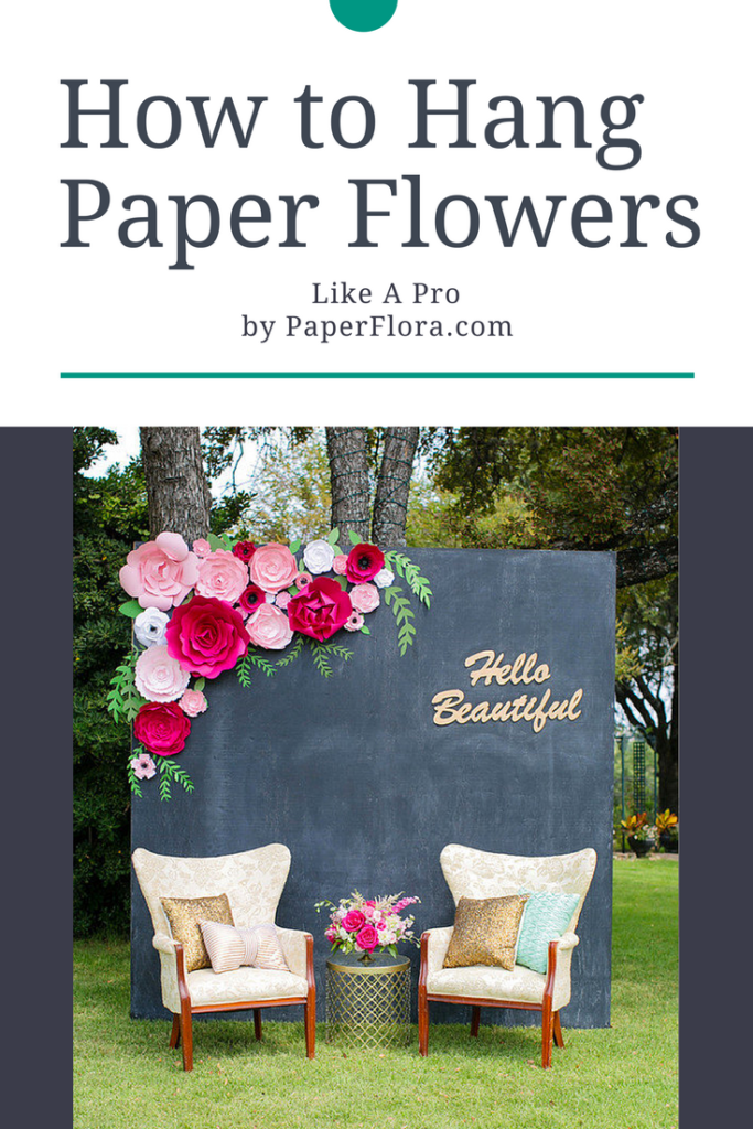How To Style Paper Flowers Like A Pro Paperflora
