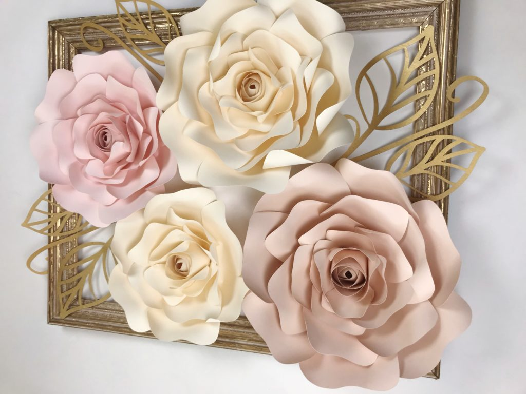Paperflora paper flower walls backdrops and home decor gallery mightylinksfo