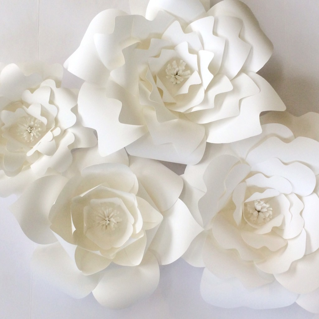 diy paper flower templates
