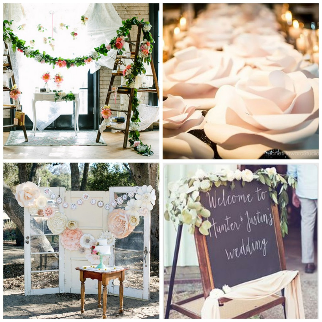 Diy Paper Flower Backdrop For Wedding And Events Paperflora