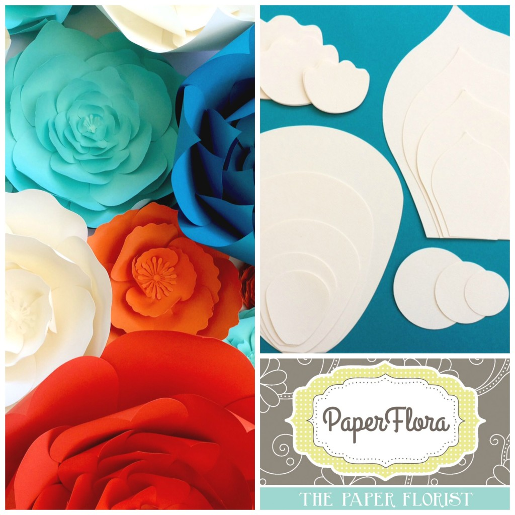 Paper Flower Templates And Classes Paperflora