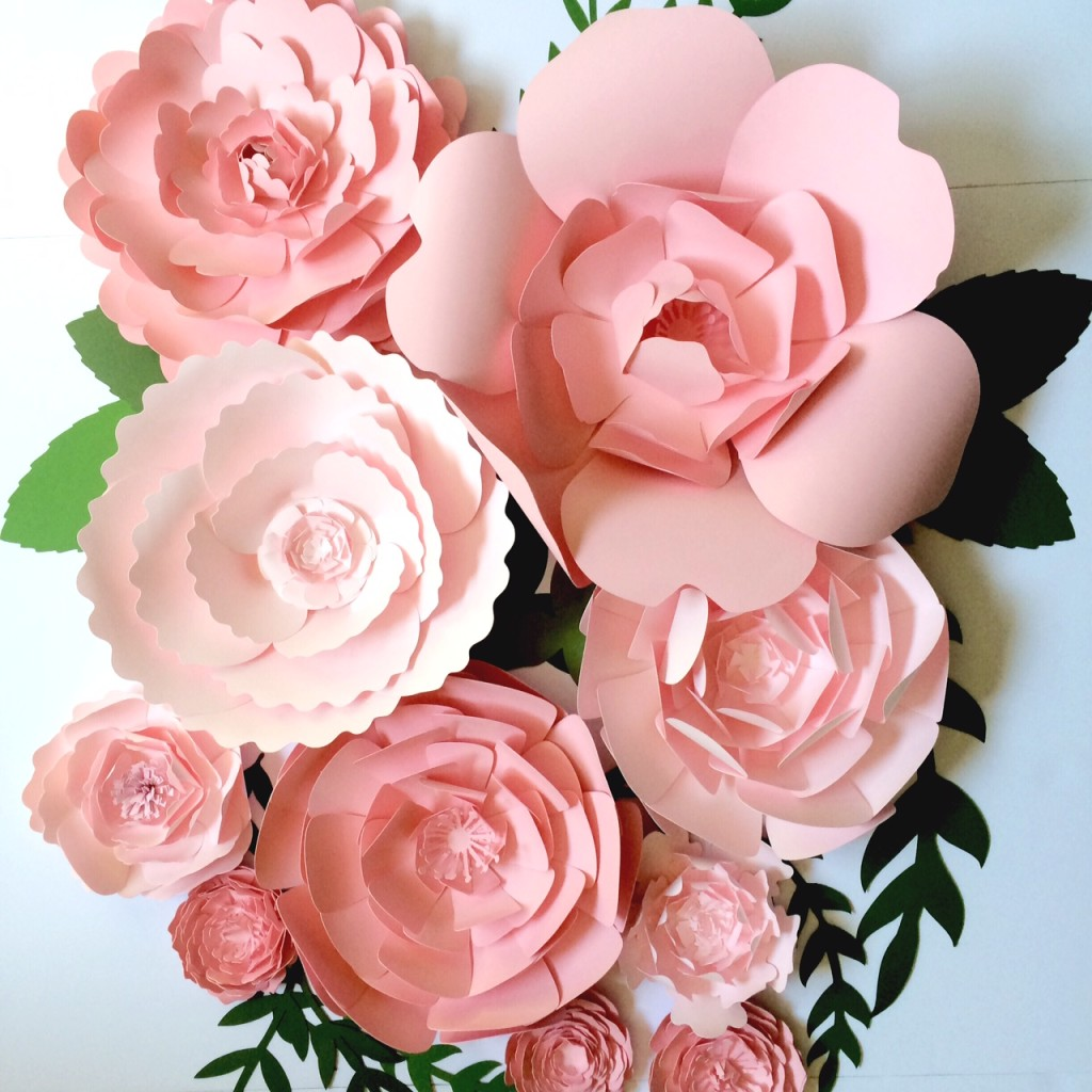 Paper Flowers Decor For Your Wedding Or Event Paperflora