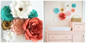 Paper Flowers by Paperflora