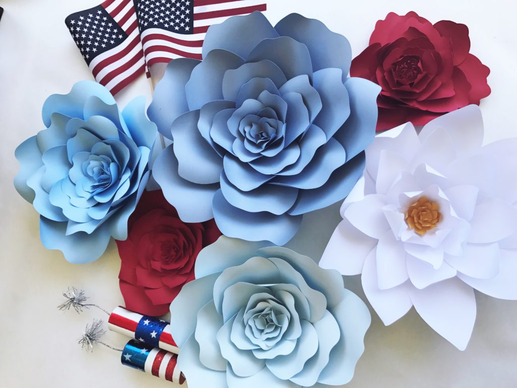Paper flower templates for diy projects paperflora paper flower template sale mightylinksfo