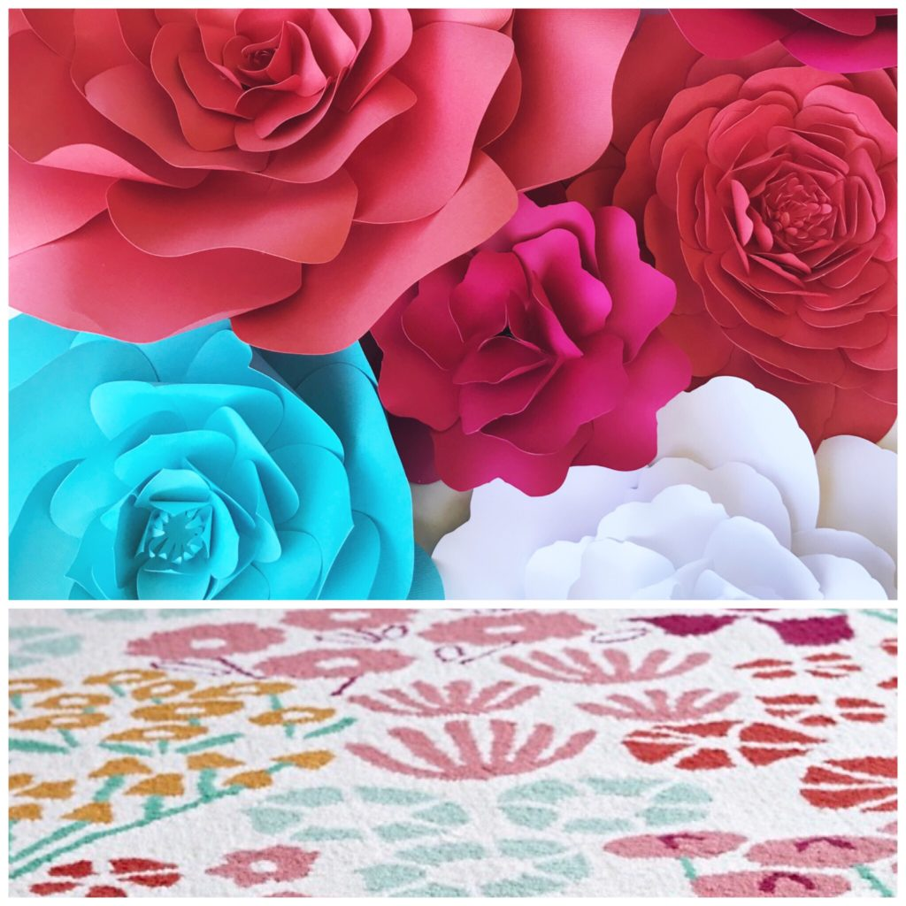 Large Paper Flowers, DIY templates and ready to ship | PaperFlora ...